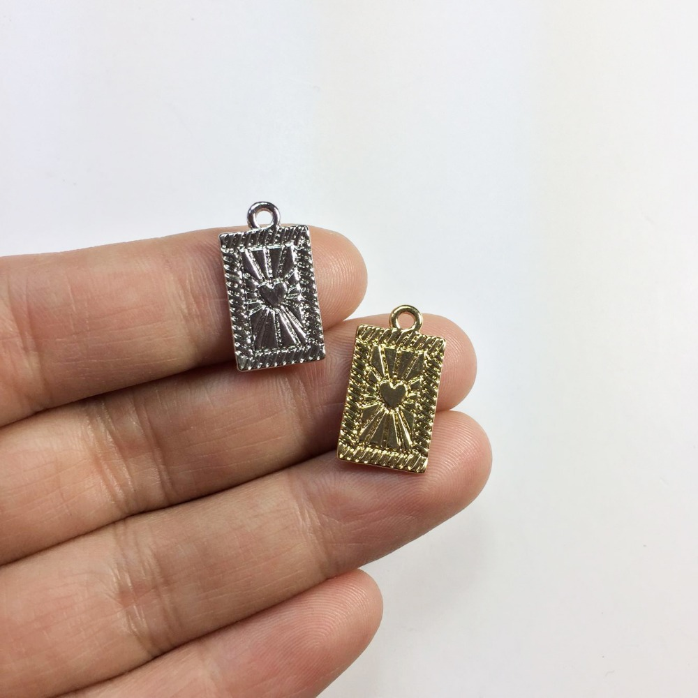 free ship 96 pieces Antique silver cattle charms 18x16mm #2626