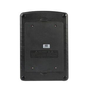 Image 5 - 고전압 절연 시험기 휴대용 lcd 디지털 절연 저항 측정기 600 v dc/ac 전압 테스터 자동 방전 도구