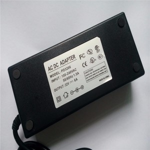 32V 6A adapter output switchin