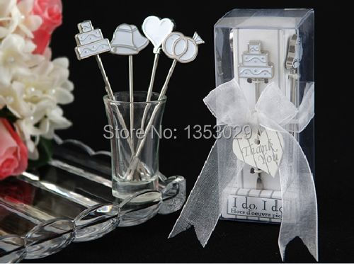 Free Shipping 20pcs Wedding Favors Creative Silver Fruit Fork Wedding Favors And Gifts For Guest Wedding Souvenirs Supplies