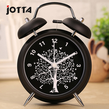 Superior classic metal quiet foreign trade alarm clock stereo luminous ring bell детский костюм foreign trade famous