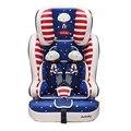 Europeu ECE criança carro assento de segurança para crianças assento de carro do bebê para 9 meses 3-12 anos chlidren com isofix fixação tipo