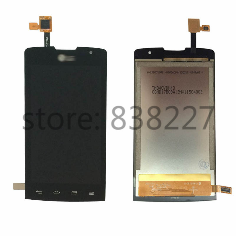 LCD DIsplay Assembly Replacement For LG H220 H221 H222 Touch Screen Digitizer black Free Shipping