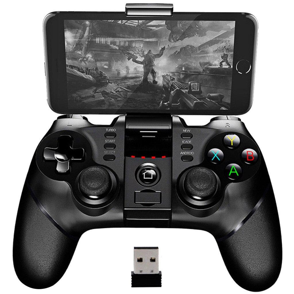 Ipega PG-9076 contrôleur Bluetooth Android téléphone jeu Joypad avec 2.4G récepteur sans fil Console de jeu lecteur c0612
