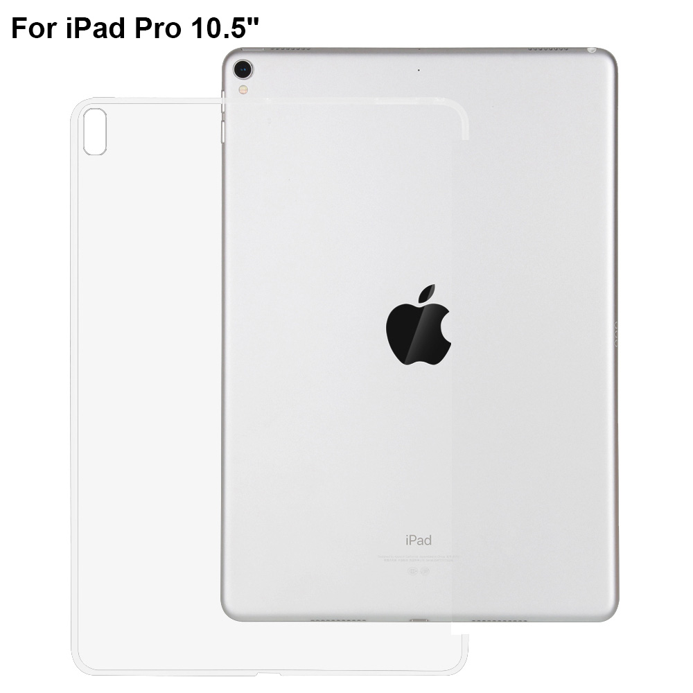 For iPad Pro 10.5 inch Case Ultra-thin Crystal Clear TPU Back Soft Protect Cover For New iPad 2017 iPad Pro 10.5 Tablet Case wi fi роутер tp link eap115