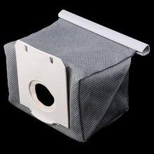 Non Woven Cloth Vacuum Cleaner Bag Reusable Dust Bags Replace For FC5122 FC5128 Drop ship недорого