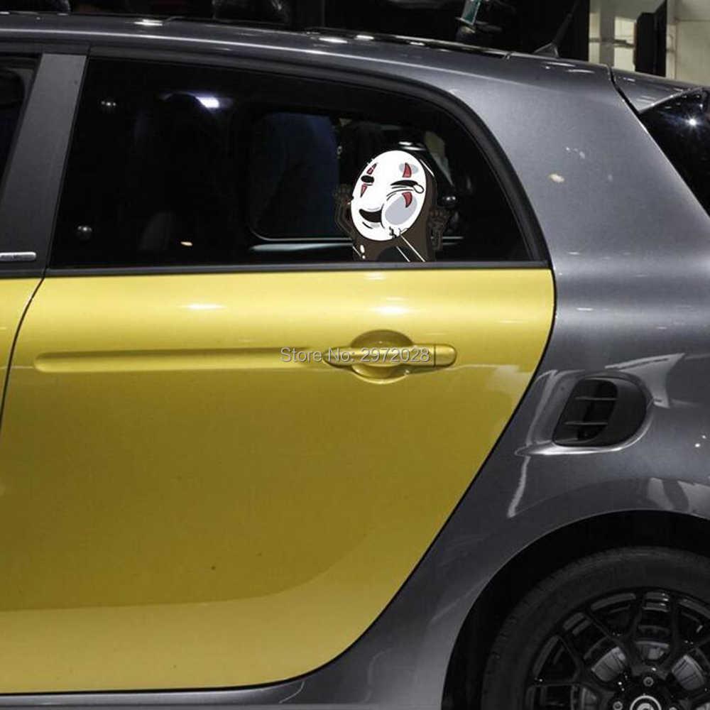 Хит продаж креативный предупреждающий для автомобильного стайлинга Бэтмен Железный человек Человек-паук Гарфилд ударить стекло окна автомобиля задний стикер для лобового стекла