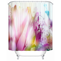Bathroom Design Shower Curtains Bathroom Curtain Waterproof High Quality Environmentally Friendly