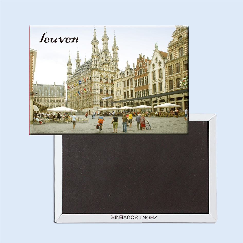 Leuven Fridge Magnets 21618 Belgium Tourist Attraction