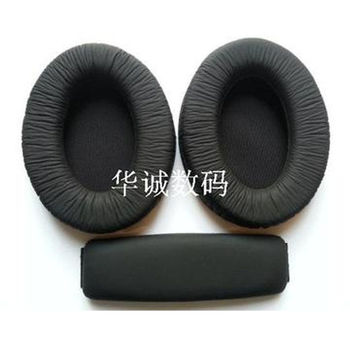 20 pairs/lot Replacement Ear Pads Cushion for Sennhei HD418 419 428 429 439 438 448 449 headphones