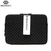 2016 New Gearmax Laptop Bag Fashion Bag 11 12 13 14 15 Laptop Sleeve Waterproof Liner