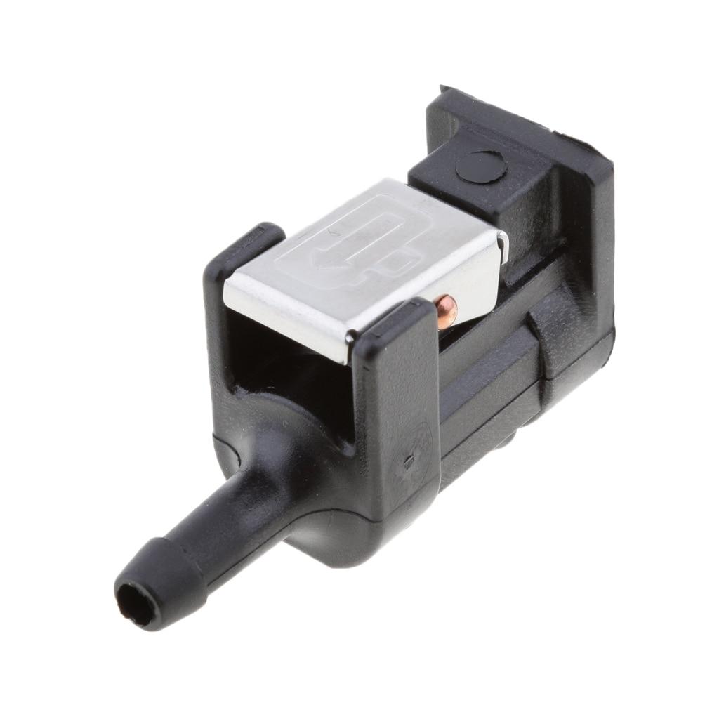 מזגנים 1 יח דלק צינורות / קו מחבר מתאים נקבת 7mm צנרת דלק ימאהה מנועים לסירות מנוע חלף 6Y1-24305-06-00 (3)