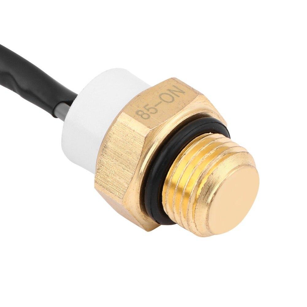 Water Temperature Fan Switch for Suzuki GSXR1100W GSXR600W GSXR750W VX800