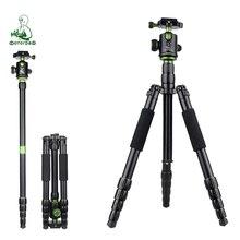 Nueva SYS700 aluminio trípode profesional monopod para DSLR con rotula/soporte/trípode foto es mejor que Q666