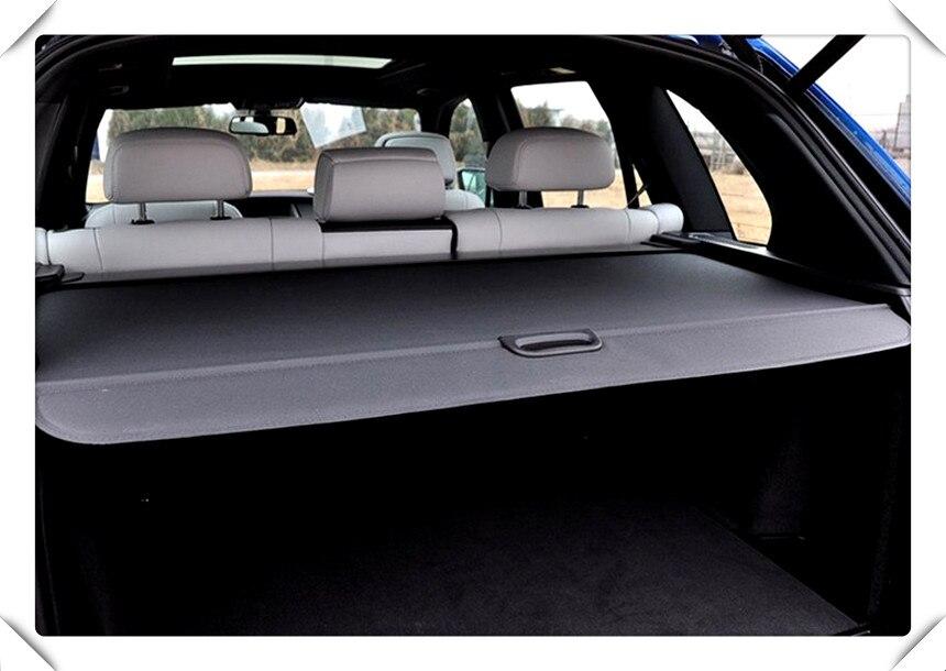 Pour BMW X5 E70 F15 2008 2009 2010 2011 2012 2013 2014 2015 2016 Coffre arrière Sécurité Bouclier Couvre-bagages d'accessoires automatiques