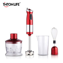 4 in 1 electric blend mixer food blender set detachable food hand mixer juice milk mixer vegetable blend set