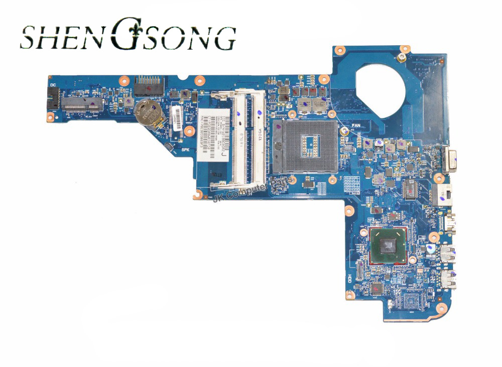 650485-001 Free Shipping for HP Pavilion DV4 DV4-4000 series Laptop Motherboard 650485-001 mainboard 100% Tested free shipping 676756 001 board for hp pavilion dv4 dv4t dv4 5000 series laptop motherboard with intel hm77 chipset