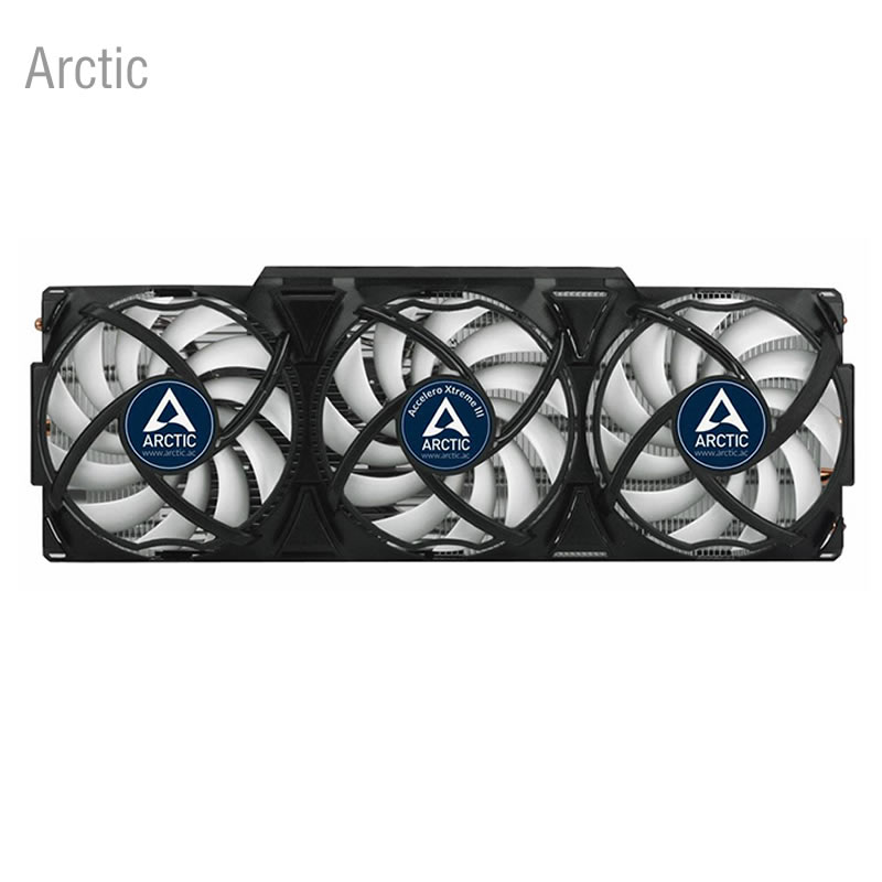Arctic Accelero Xtreme III, 92mm PWM Fan Video Graphics Card Cooler 770/780/290X R9 290 970 цена