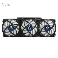 Arctic Accelero Xtreme III 92mm PWM Fan Video Graphics Card Cooler 770 780 290X R9 290