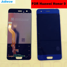 For Huawei Honor 9 STF-L09 STF-AL10 STF-AL00 STF-TL10 LCD Display+Touch Screen+tools Digitizer Assembly Honor 9 Premium туника stf