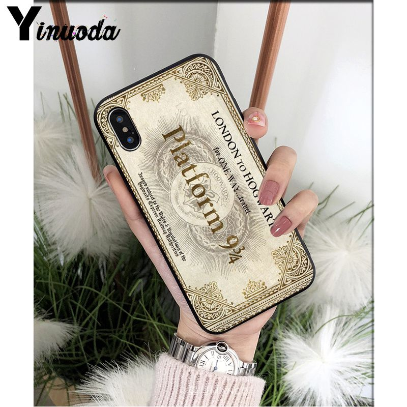 Yinuoda Heart Drawing Love on the finger Pull hook Novelty Phone Case Cover for iPhone 6S 6plus 7 7plus 8 8Plus X Xs MAX 5 5S XR in Half wrapped Cases from Cellphones Telecommunications