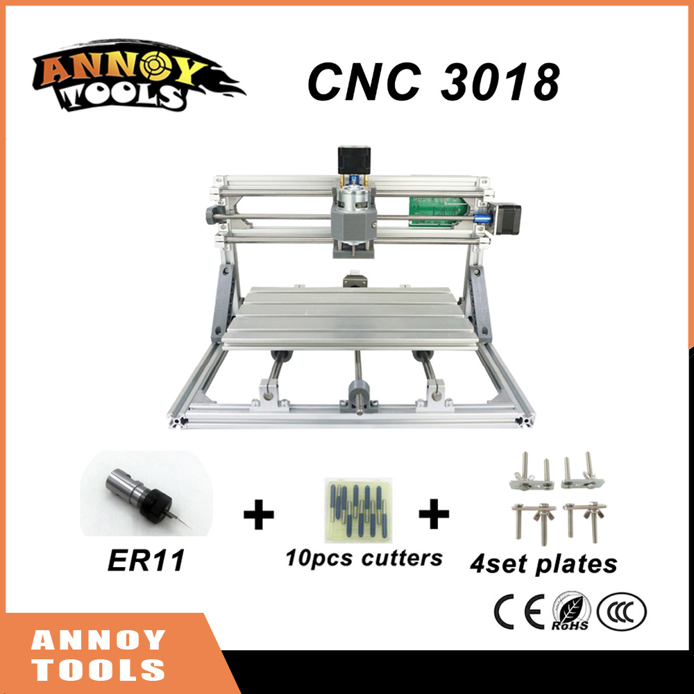 High Quality CNC 3018 DIY CNC Laser Engraving Machine 0.5-5.5w laser, Pcb Milling Machine,Wood Carving machine,cnc router,GRBL cnc 5axis a aixs rotary axis t chuck type for cnc router cnc milling machine best quality