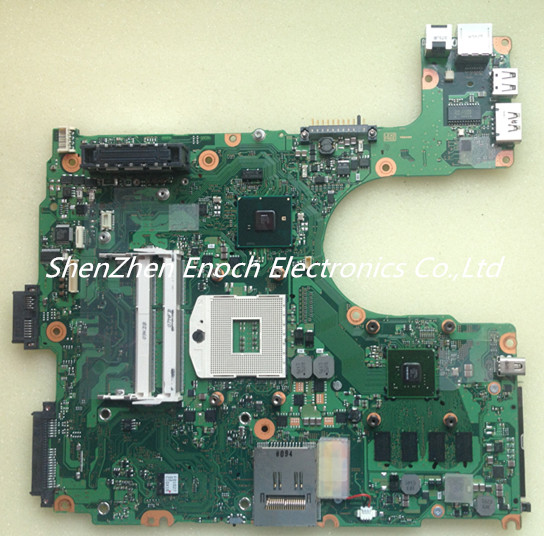 For Toshiba Tecra S11 Laptop font b motherboard b font NON Integrated A5A002692 FHVSYA