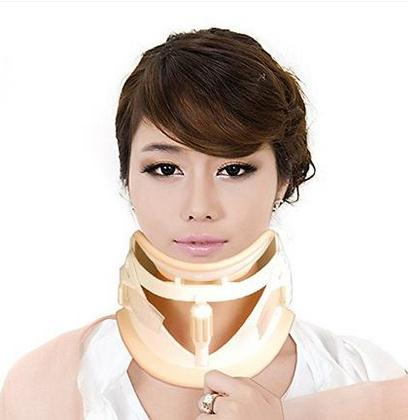 Cervical neck collar tractor traction with cervical spondylosis support holder TN1 tractor portable health protective devices cofoe household cervical vertebra bt jz cervical spondylosis massager neck pain traction physiotherapy health device 2017 newest