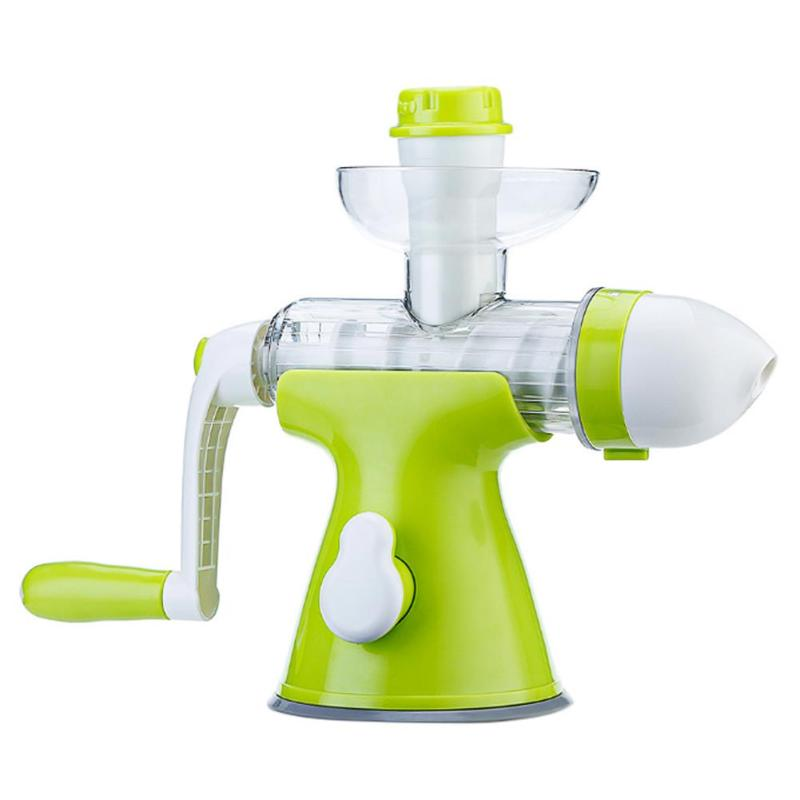 Home DIY Hand Manual Juicer Fruit Squeezer Healthy Natural Ice Cream Mold цены