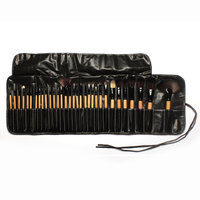 Makeup Brushes 32pcs Kit Professional Cosmetic Brush Tools On Sales 32 Pieces In One Set Wooden