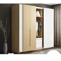 0129TB007 современной Европы деревянные панели сборки на заказ висит раздвижные двери шкаф гардероб garderobe с соусом зеркало