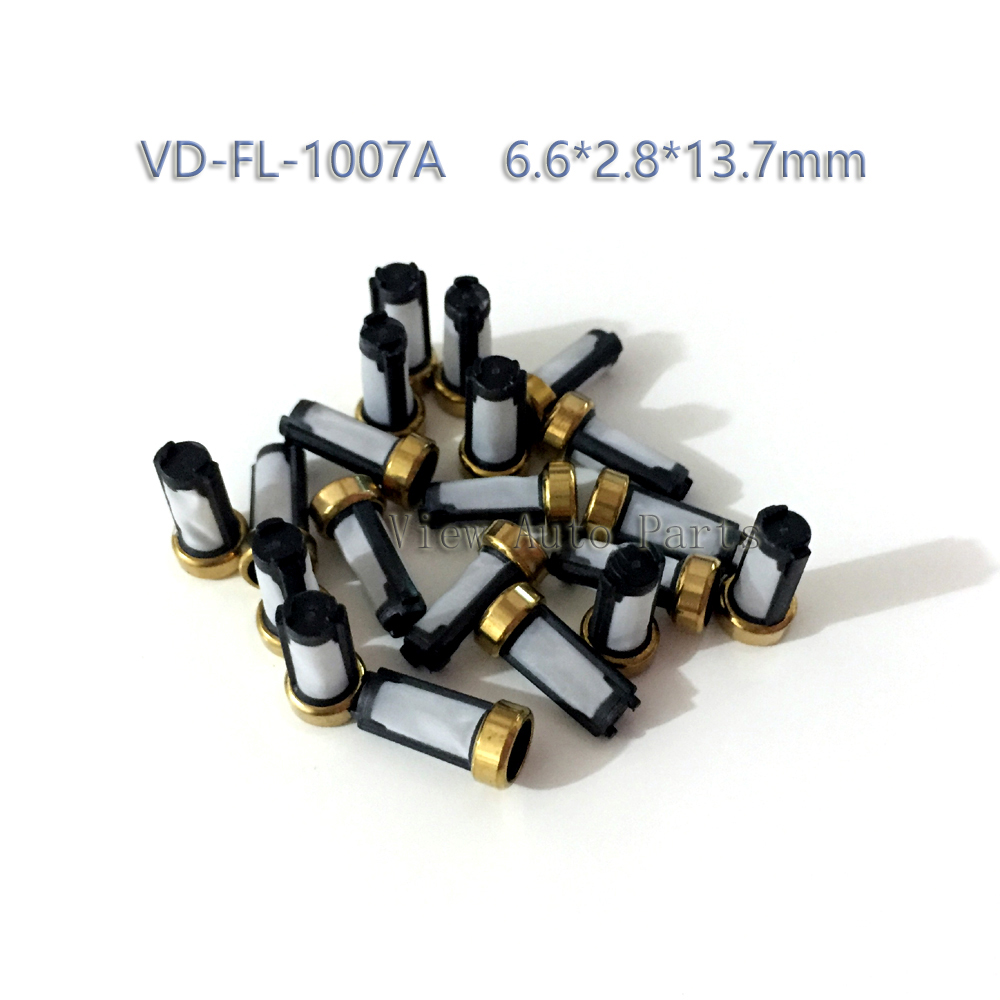 500pcs For Ford Car Fuel Injector Micro Basket Filter Top Quality ASNU04C injector Repair Service Kits