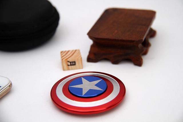 Captain America Fidget Spinner