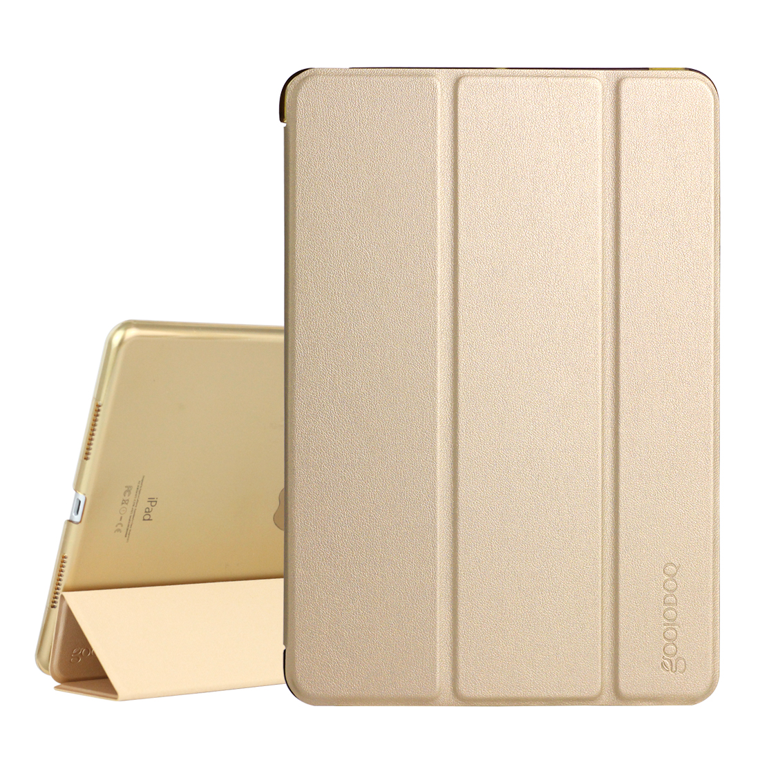 For Ipad Pro 10.5 Case 2017 New Magnetic Smart Flip Stand PU Leather Case PC Hard Back Cover For Ipad Pro 10.5 Coque