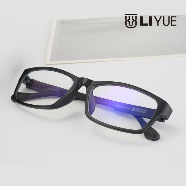 TR90 Anti Computador Laser Azul-Fadiga resistentes à Radiação Óculos Óculos De Prescrição Óculos de Armação oculos de grau 2126