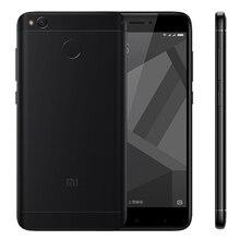 "Original Xiaomi Redmi 4X 3GB RAM 32GB ROM 4100mAh Snapdragon 435 Octa Core Fingerprint ID FDD LTE 4G 5"" MIUI 8 Mobile Phone(China)"