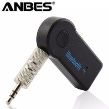 Bluetooth AUX Аудио 3.5 ММ Разъем Музыкальный Приемник Автомобильный Комплект Беспроводной Динамик Адаптер Для Наушников Hands Free Для Xiaomi iPhone 7