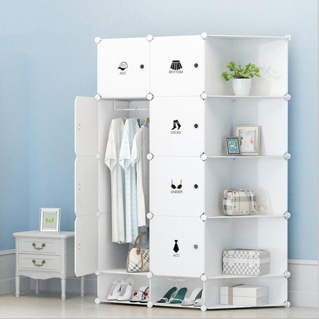 Non-woven Multifunction Wardrobe Closet Furniture Fabric