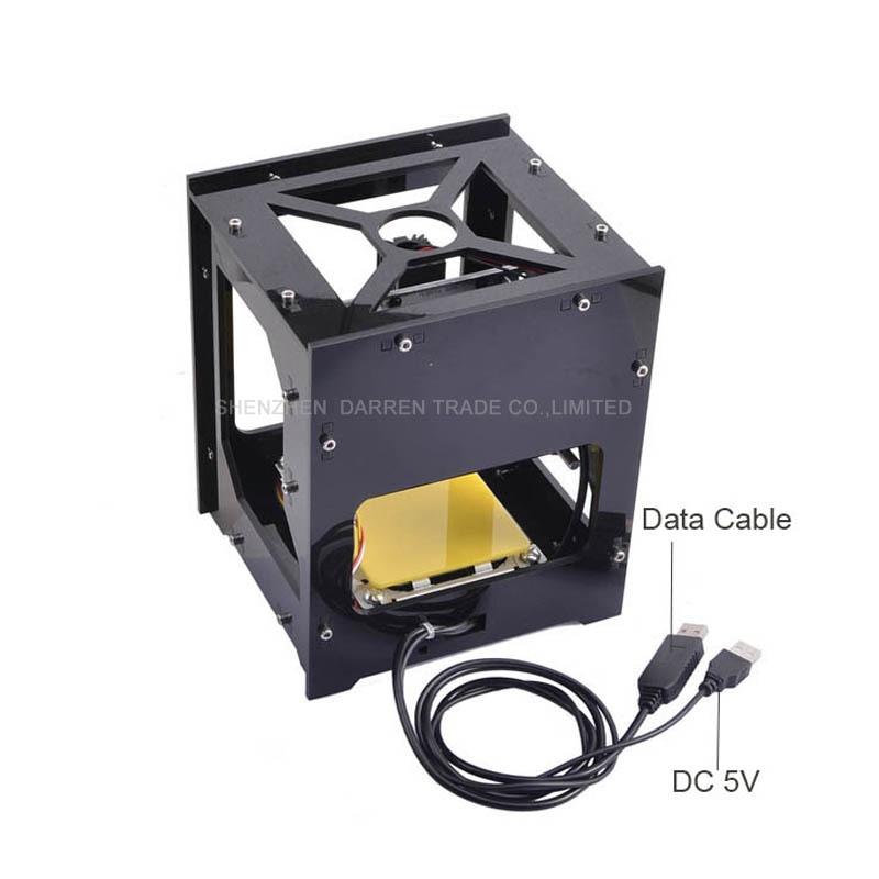300mW USB DIY lasergraveeriga lõikurgraveerimine lõikamismasin - Puidutöötlemisseadmed - Foto 2