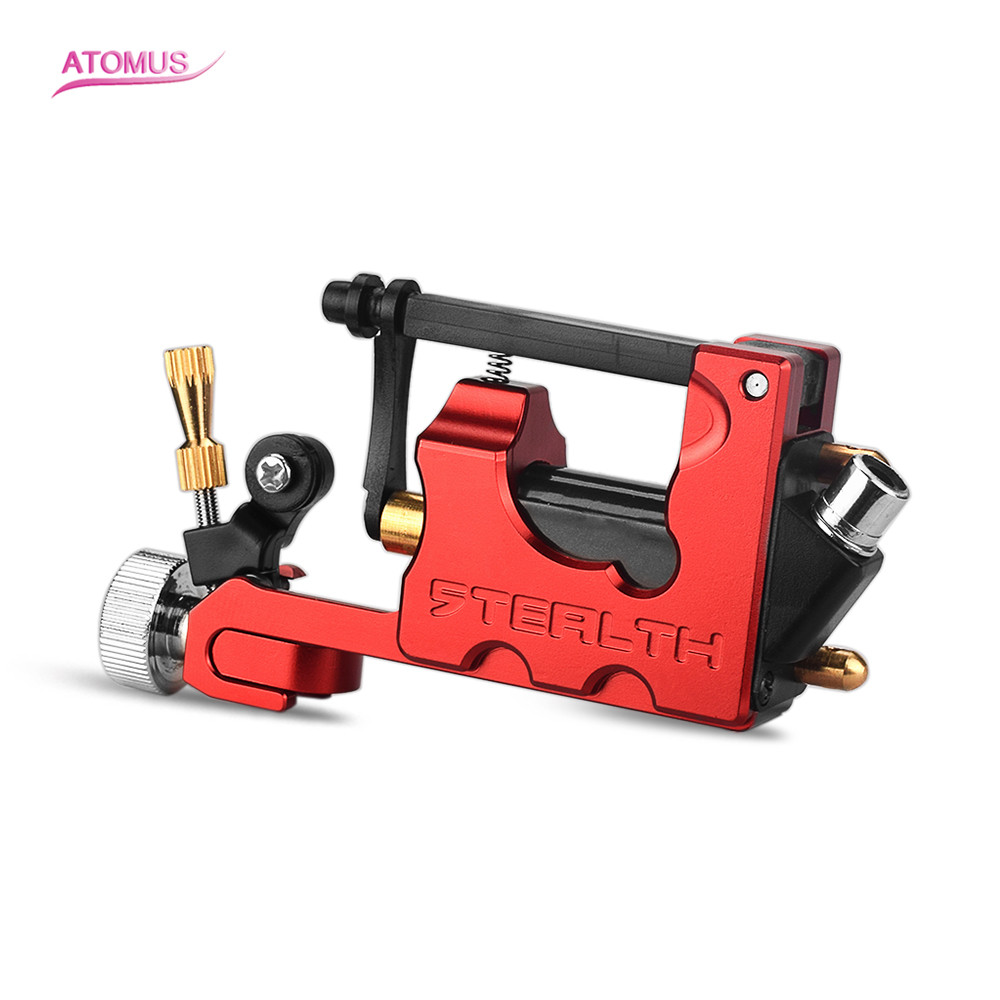 Image 2 - 2019 New Tattoo Machine Frame Rotary Electric Tatto Motor Drive Machine Shader Liner Permanent Makeup Professional Tattoo Gun-in Tattoo Guns from Beauty & Health