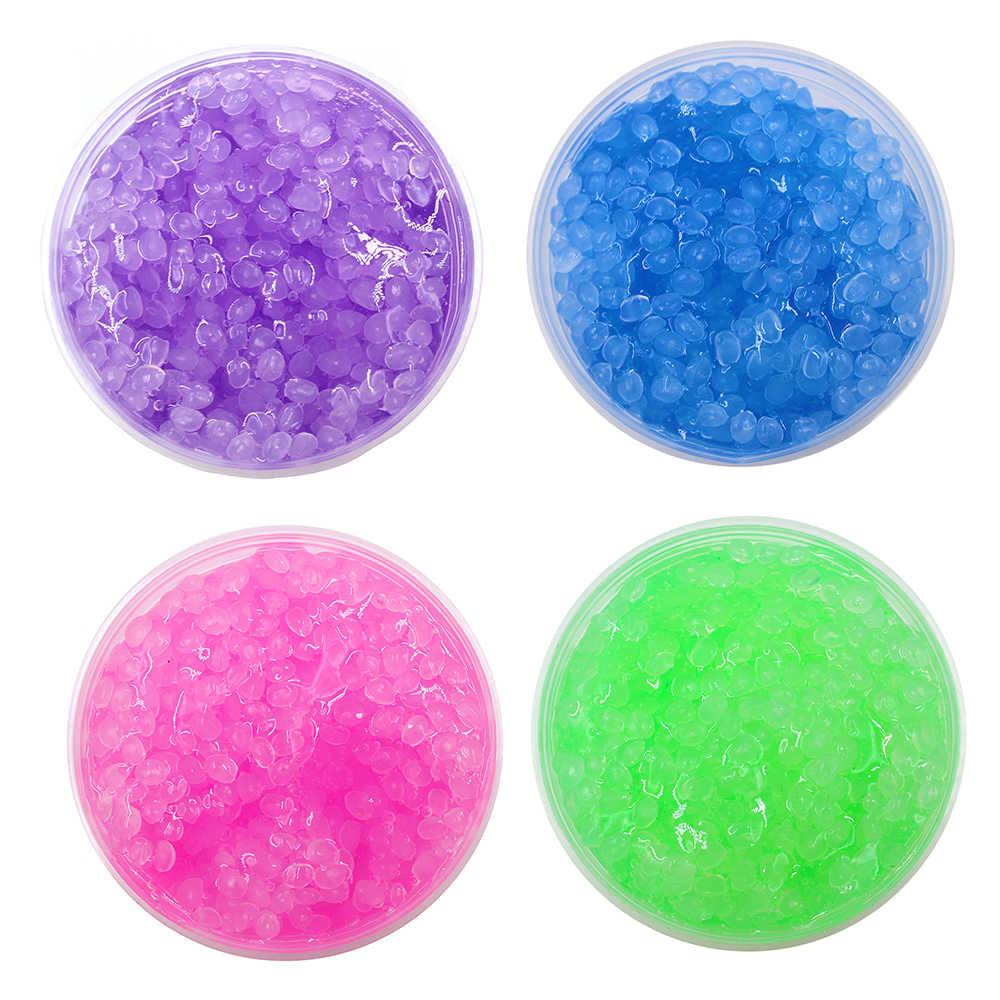 Brinquedos macios do lodo do lodo dos brinquedos lizun anti-stress dos fornecedores macios da argila do polímero da massa para crianças