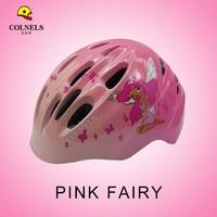 COLNELS Kids Cartoon Road Cycling Helmet MTB Ultralight EPS PC Child Bike Helmet Skating Safe Bicycle