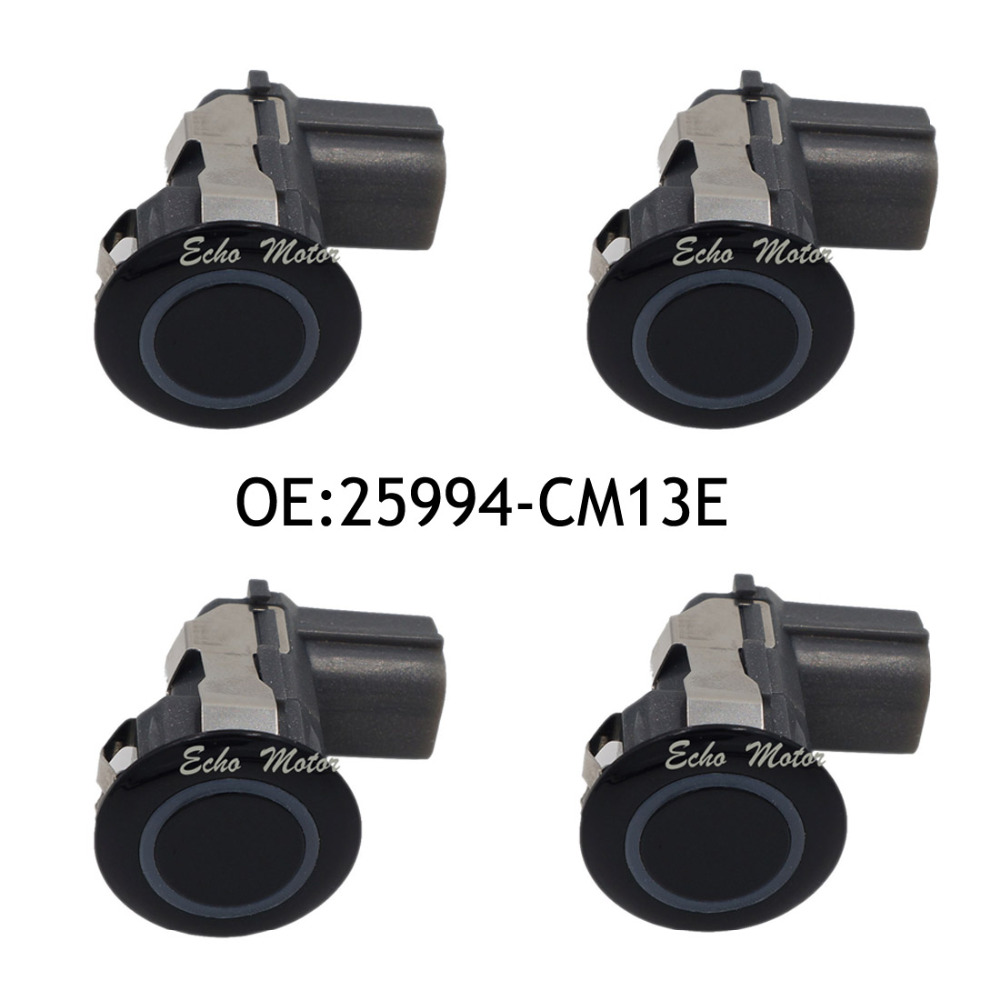 Persevering New 4pcs Pdc Parking Sensor 25994-cm13e For Nissan Cube Infiniti G25 G37 Ex35 Qx56 Excellent Quality Automobiles & Motorcycles