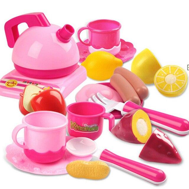Online Shop Abbyfrank 46 pz/set Mini Bambino Set Da Cucina ...