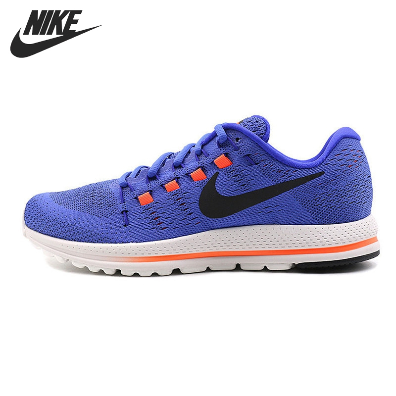 ffd0bf9eb807 Original New Arrival 2017 NIKE AIR ZOOM VOMERO 12 Men s Running Shoes  Sneakers-in Running Shoes from Sports   Entertainment on Aliexpress.com