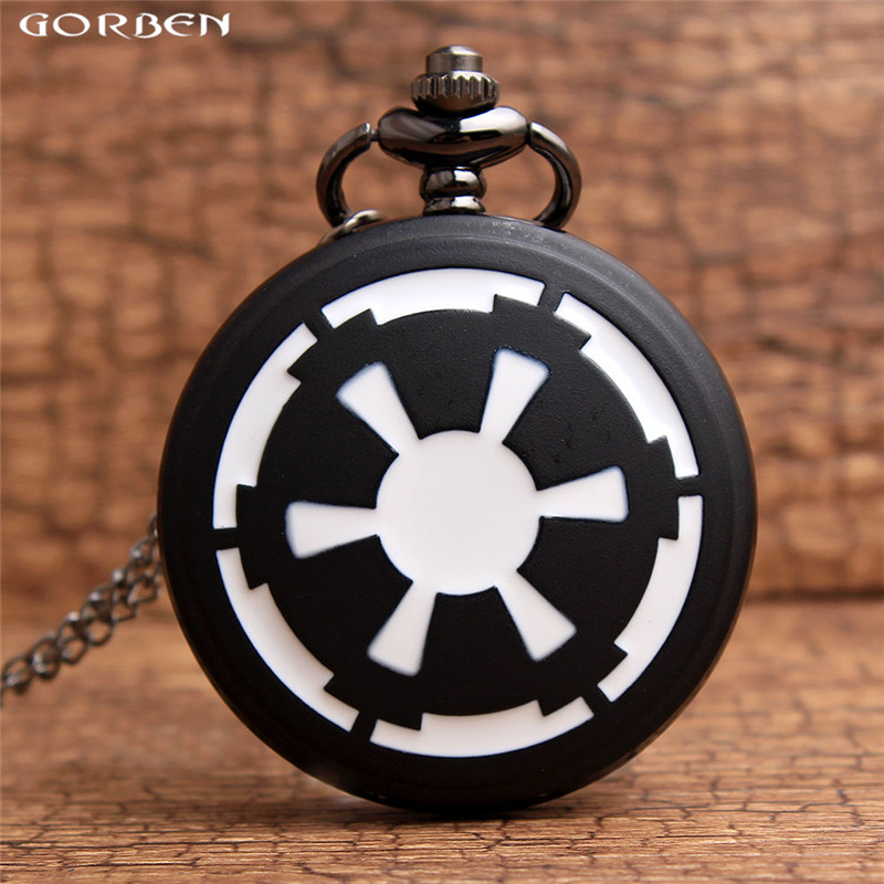 2017 Gorben Watch One Piece Comic Design Quartz Pocket Watch Theme Style Exquisite Men Women Watch Necklace Long Chain Pendant