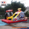 high quality inflatable slide commercial inflatable slide for sales new design from KK inflatable high quality inflatable bounce