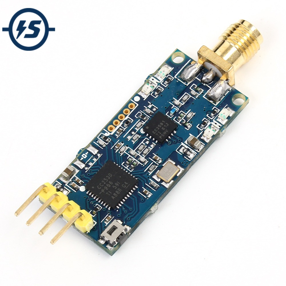 1800 M Found Distance CC2500+PA+LNA 2.4G SPI 22dBm Wireless Data Transceiver Mod