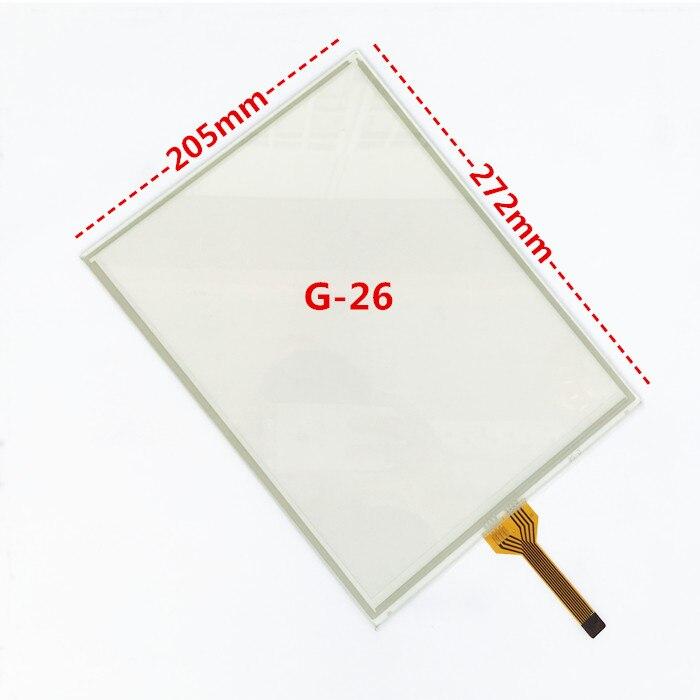 12.1 inch GT/GUNZE U.S.P. 4.484.038 G-26 G.T/GUNZE USP.4.484.038 G-26 Touch glass panel (Interface 11 mm) gunze usa 100 0920 gunze usa 100 2761 100 0311 touch panel gunze usa 100 0360 100 0270 touch panel