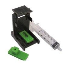 BLOOM 1 Набор DIY СНПЧ универсальный инструмент для заправки чернил/Набор для заправки чернил/зажим для поглощения/Заправка насосного инструмента для Canon hp принтера